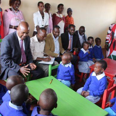 Grassroots leaders directed to deliver 100 per cent transition to secondary education