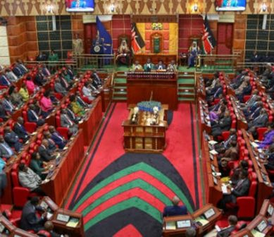 No time for half-hearted noise or waiting games Kenya needs a revolution – US agency report