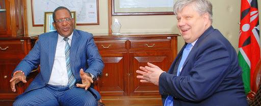 Kenya plans new law on environmental management