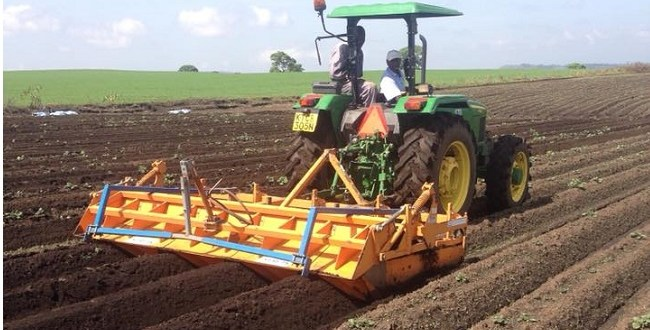 County registers farmers for a databank of agricultural activities
