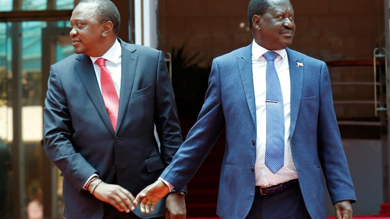No time for half-hearted noise or waiting games, Kenya needs a revolution – US agency report