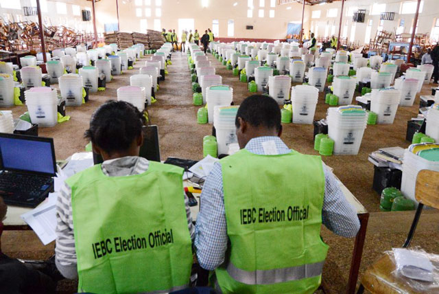 Kenyan voters reluctant to change 'rules of the game that have rigged elections against them – report