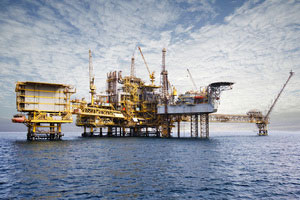 Drilling for gas on Island off Kenyan coast takes place