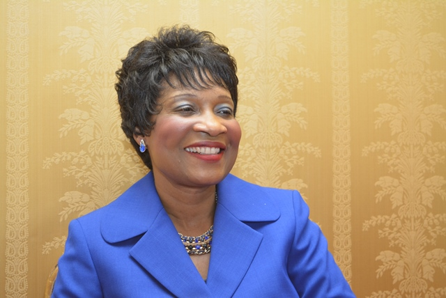 Malawi First Lady partners with Merck Foundation to build healthcare capacity
