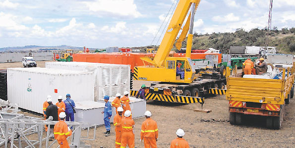 How geothermal energy powers farming in the heart of Rift Valley