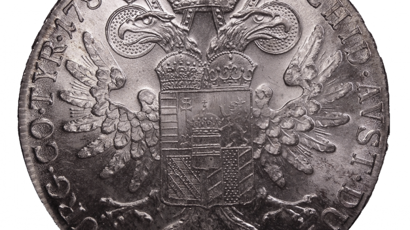 From the Maria Theresa Thaler, to the rupee, to the Kenya shilling