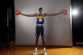 Denver Nuggets convert South Sudanese Bol Bol's contract to standard deal