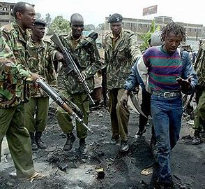 From police to a 'gangster' state, Kenya stares into the abyss