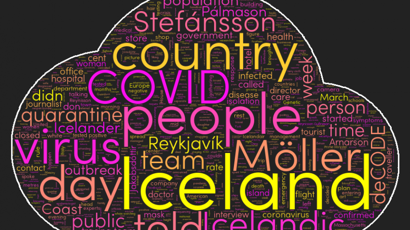 How Iceland rolled back coronavirus with science