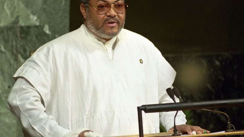 Life and times of former Ghana president Jerry Rawlings who died at 73