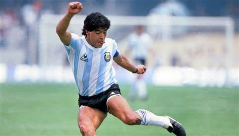 Curtains come down on Argentine soccer wizard Diego Maradona