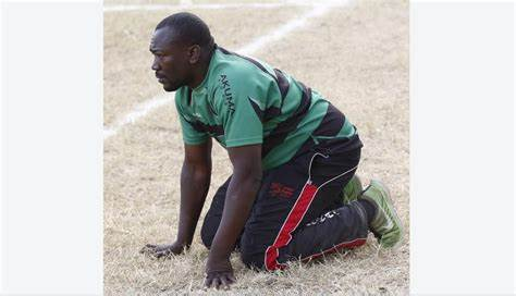 Felix Oloo's transition from playing rugby to coaching
