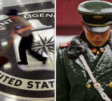 CIA bribed, hired Chinese moles; China hit back with mega data theft
