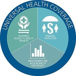 Amref forms team to review universal health coverage progress in Africa
