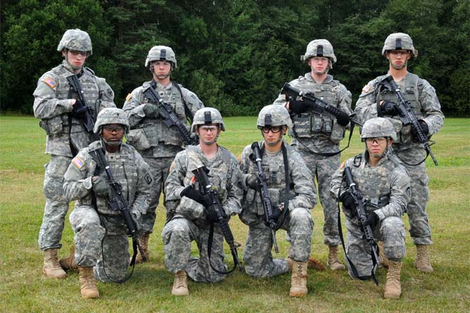 US Army: We do 'not take an oath to a king or queen, a tyrant or dictator'