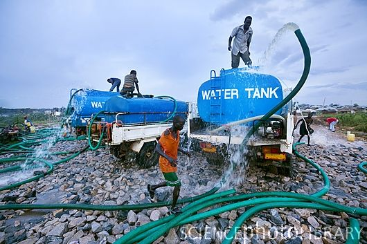 South Sudan:  For Juba, $7.22m water project means better health and peace
