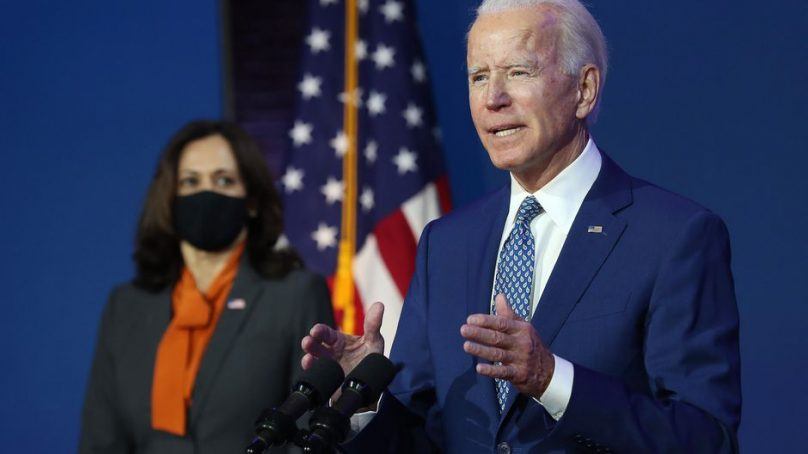 Threats of violence force Biden to change travel plans to his inauguration
