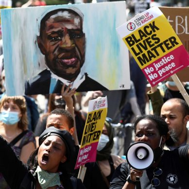 Election of a black president created violent backlash we're witnessing in the US