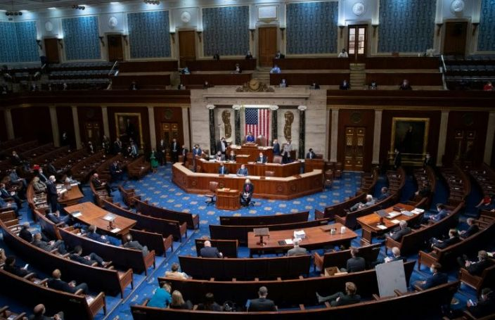 House passes motion to invoke 25th Amendment and kick Trump out of office