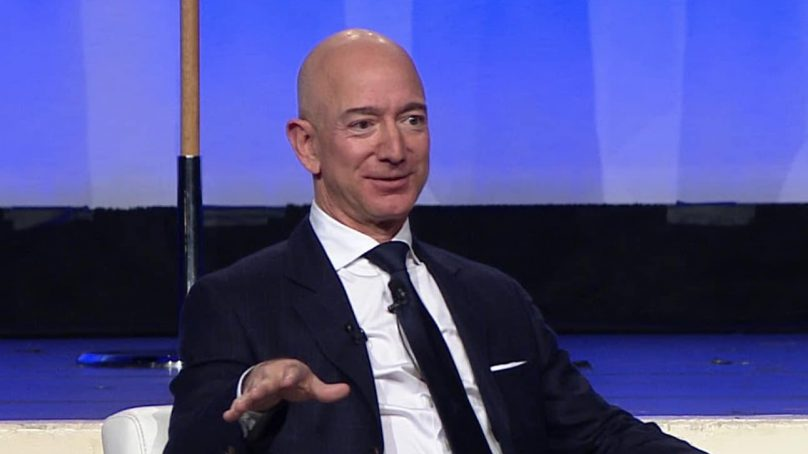 Jeff Bezos, world's second richest man retires from his company to 'fix the Planet'