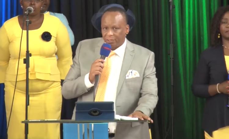 Covid: Pefa Church cleric huffs and puffs at Kenya's 'careless' President Kenyatta