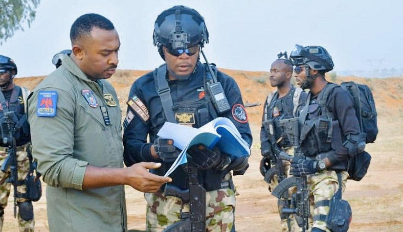 Nollywood goes one better, premiers first-ever military movie 'Eagle Wings' in Lagos