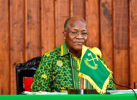 Tales of 'palace' rivalry look to dominate Tanzania President Magufuli's death