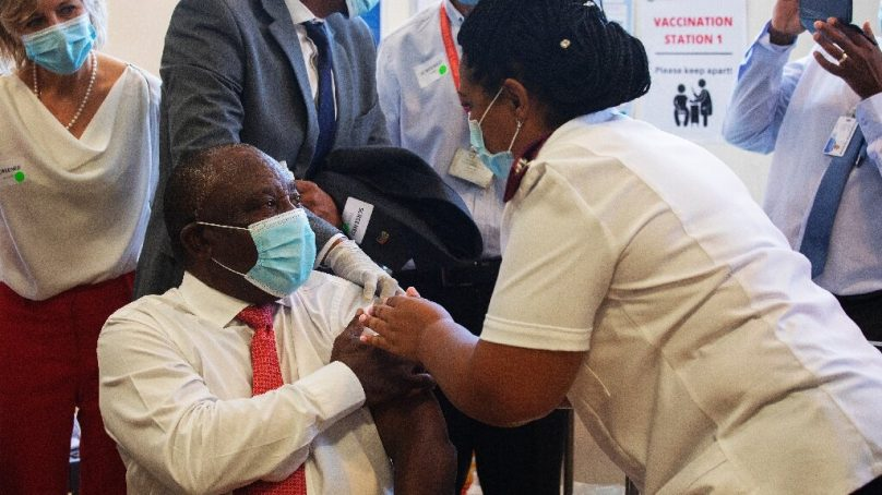 Despair: Some African countries can't afford shots outside the Covax system