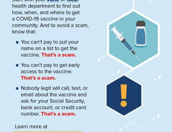 Covid vaccines: Scammers, sellers wait on the dark market to pounce