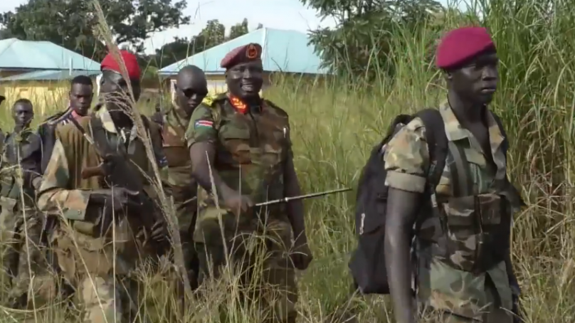 EU slaps sanctions on South Sudan army general for human rights violations