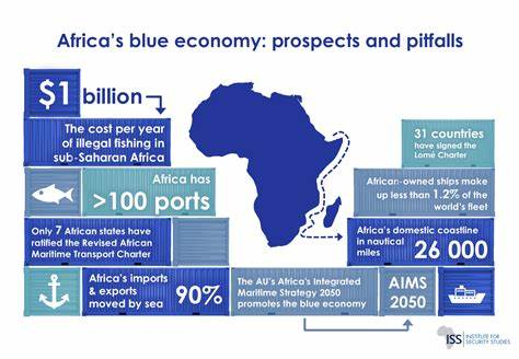 Africa's 'Blue Economy' remains untapped, set to be in hands of foreign powers