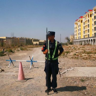 New report accuses China of serious crimes against humanity in Xinjiang region