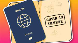 Like Yellow Fever certificate before it, it'll soon be a must to get a Covid passport
