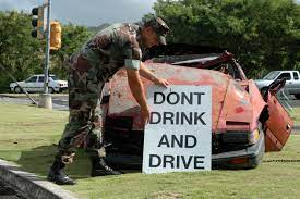 Driving while under influence of drugs, like alcohol, has become pervasive