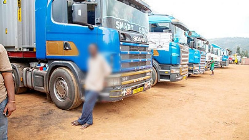 Kenyan and Ugandan truckdrivers boycott South Sudan roads to protest killings