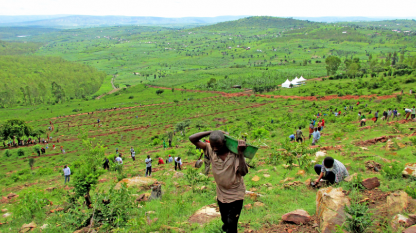 Inaugural IUCN Africa protected areas congress relaunched in Rwanda