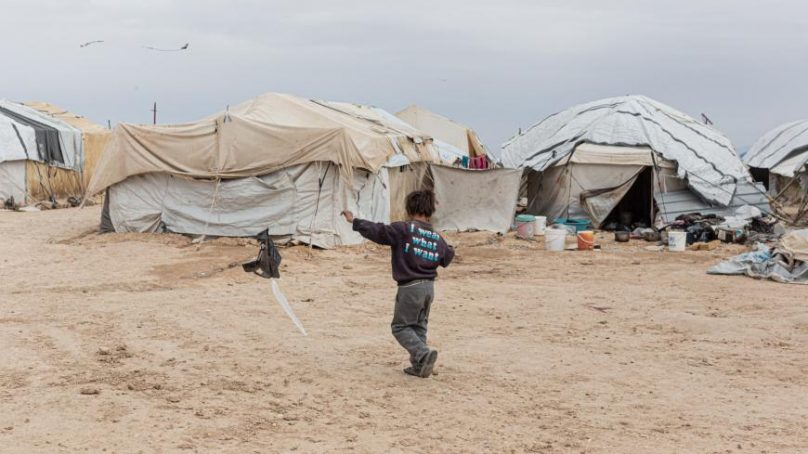 Ukrainian women and children detained in Syria need consular support