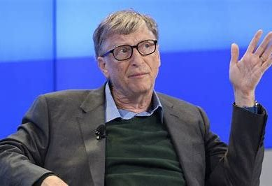 Bill Gates: Microsoft's philanthropic serial philanderer hemmed in by a soft dress