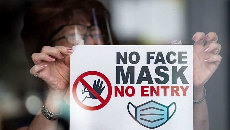 Lifting mask mandates: How proper messaging rallied world against Covid