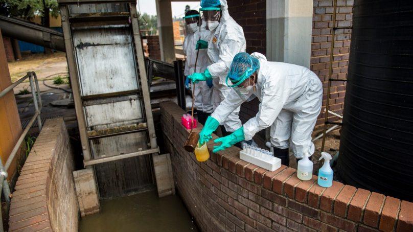 CovidPoops19 Dashboard: How sewage helps keep finger on pulse of coronavirus
