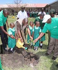 Global pharmaceutical firm AstraZeneca starts 120,000 tree project in Kenya