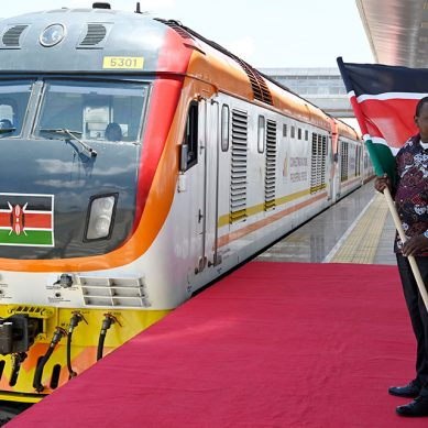 Why has Kenya president obscured details of $3.8 billion railway contract with China?