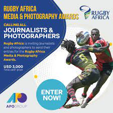 Rugby Africa launches award to celebrate sports journalism, photography