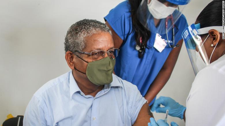 Irony of Seychelles' 60 per cent vaccinated and sharp rise in Covid infections