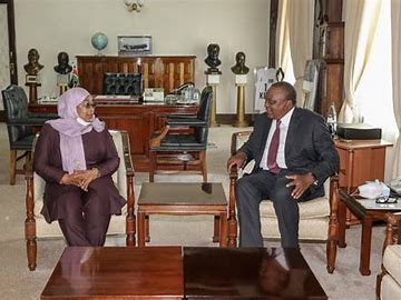 Tanzanian president dazzles Kenyans, resets creaky EAC trade and diplomatic ties