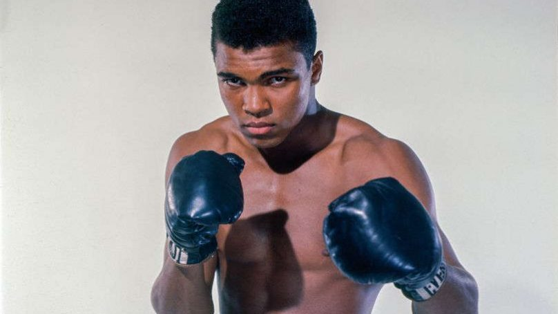 Muhammad Ali's grandson signs up with Top Rank to anchor his boxing career