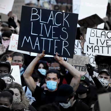Threat of bitter break up looms in Black Lives Matter as infighting persists