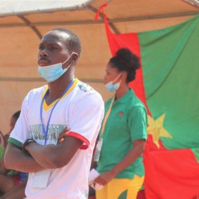Cameroon women trounce Burkina Faso on return to international rugby action