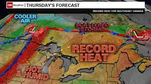 Heatwaves in US and Canada: You warm up the planet, you increase incidence of heat extremes