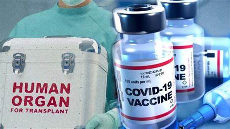 America grapples with millions of people with organ transplants in need of extra Covid vaccination